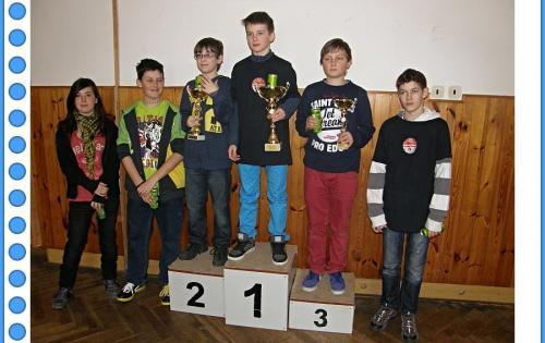 Učastníci Mistrovství ČSSH žáků